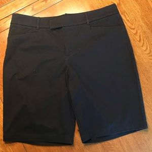 Dockers Black Bermuda Shorts